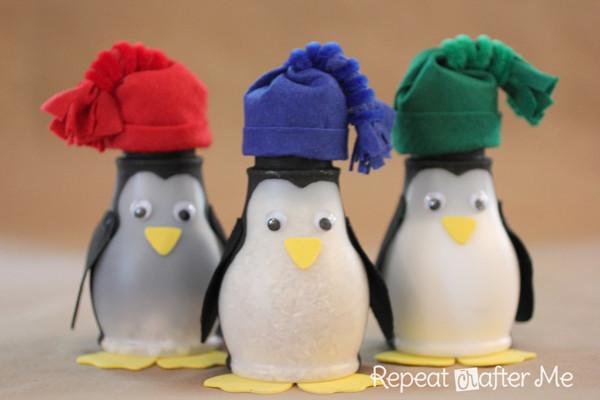 Вы просто хотели быть другом для этих пингвинов