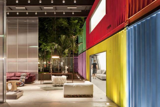 Декамерон дизайн студия. Сан-Паулу, Бразилия