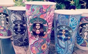 Уникальные кружки Starbucks