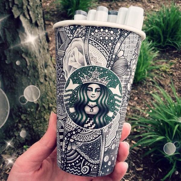 Новая Кружка Starbucks